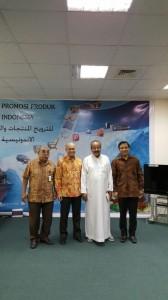 Business Meeting Kadin Indonesia dengan Kadin Saudi Arabia